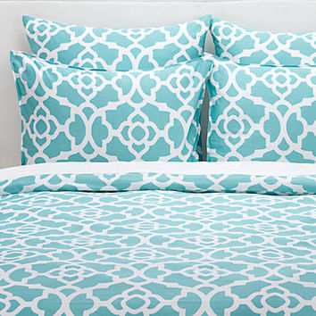 Benito Printed Bedding | Bedding | Bedding and Pillows | Z Gallerie