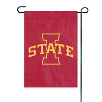 Iowa State Cyclones NCAA Mini Garden or Window Flag (15x10.5)