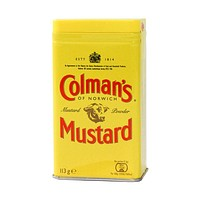 Colman's Original Double Superfine Mustard Powder 4 oz. (113g)