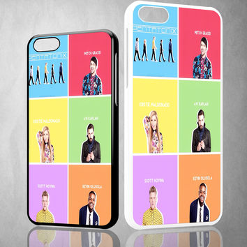 pentatonix 2015 X0506 iPhone 4S 5S 5C 6 6Plus, iPod 4 5, LG G2 G3 Nexus 4 5, Sony Z2 Case