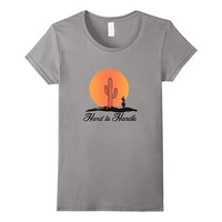 Hard to Handle t-shirt tshirt shirt cactus western Southwest