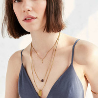 Lucias Layering Necklace - Urban Outfitters