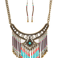 Anna Tribal Necklace