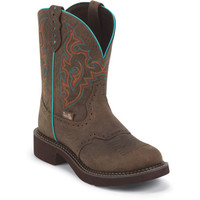 L9607 Women's Gypsy Western Justin Boots from Bootbay, Internet's Best Selection of Work, Outdoor, Western Boots and Shoes.