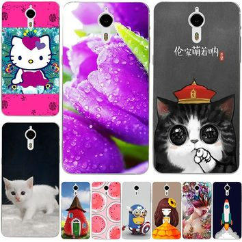 "Marvel Juventus lovely Hello Kitty Coque Case For PPTV King 7S 7 S PP6000 6.0"" Phone Back Cover Case For PPTV King 7S Case"