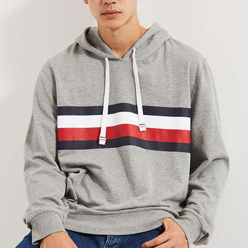 Tommy Hilfiger Core Hoodie Sweatshirt | Urban Outfitters