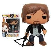 Walking Dead Biker Daryl Dixon Previews Pop! Vinyl Figure