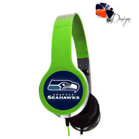 Seattle Seahawks Headphones 2015 sp