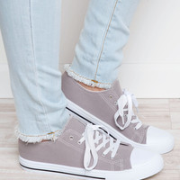 Kendall Sneakers - Gray