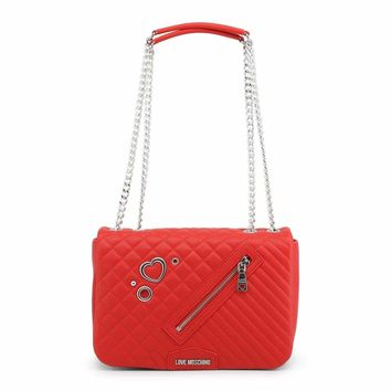 Love Moschino Jc4077Pp16Ll Women Red Shoulder bags