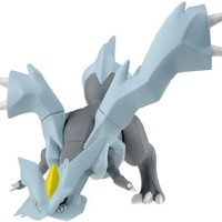 "Pokemon Black White 8"" KYUREM Soft Vinyl Action Figure Toy Sofubi DX BW Takara Tomy"
