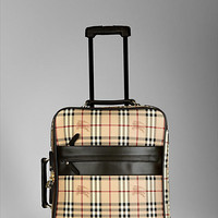 Haymarket Check Suitcase