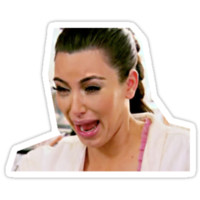 Kim Kardashian Crying 2