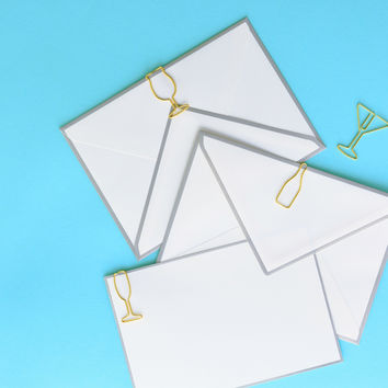 Cocktail Paper Clips