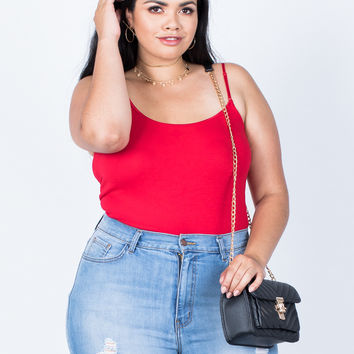Plus Size Must-Have Cami Tank