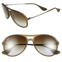 Women's Ray-Ban 'Youngster' 55mm Sunglasses