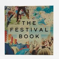 The Festival Book By Michael Odell | Urban Outfitters
