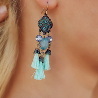 Namaste Paradise Earrings