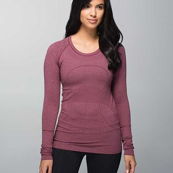 Run: Swiftly Tech Long Sleeve Crew