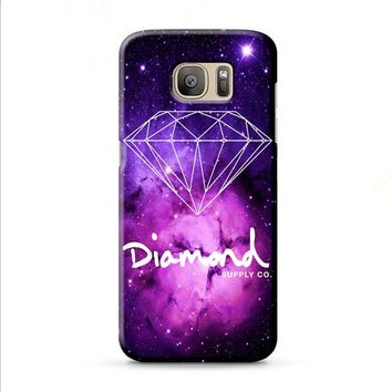 Diamond Supply Co in Galaxy Samsung Galaxy J7 2015 | J7 2016 | J7 2017 case