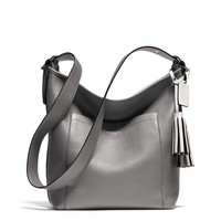 Coach :: New Legacy Duffle In Pebbled Leather