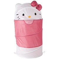 Hello Kitty Dome Top Hamper with 3D ears and bow - Hello Kitty Products | Hello Kitty Fan Site | Hello Kitty Culture
