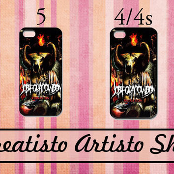 Ruination Job For A Cowboy iPhone 5 /4 /4s Hard Case