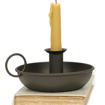 CTW Home Collection - Flat Dish Candle Holder