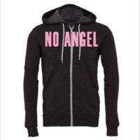 NO ANGEL BEYONCE - Unisex Full-Zip Hoodie