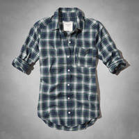 Ella Plaid Shirt