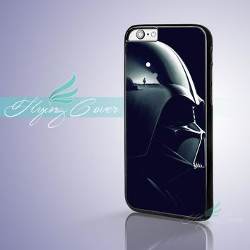 Capa Darth Vader Star Wars Coque Phone Cases for iPhone X 8 8Plus 7 6 6S 7 Plus 5S SE 5C 5 4S 4 Case for iPod Touch 6 5 Cover.