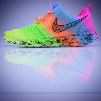 Kickasso Highlighter Roshe Run mens