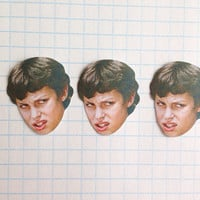 Sam Weir Stickers (set of 3)