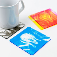 CMYK The Scream Coasters