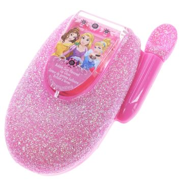 Disney Princess Cell Phone Lip Gloss Compact