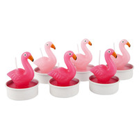 SUNNYLIFE - Flamingo Tea Light Candles
