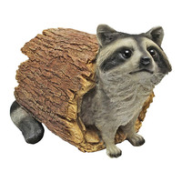 Bandit The Raccoon Statue