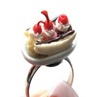 Banana Split Ring
