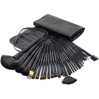 Beauty Professional Black Make-up Brush Set =