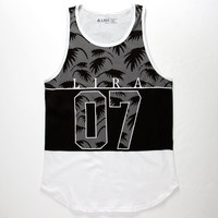 LIRA Mesher Mens Tall Tank | Tanks