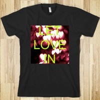 Let Love In (black)