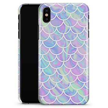 Iridescent Dahlia v8 - iPhone X Clipit Case