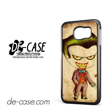 Harley Quinn And Joker Art Couple Case Device 1 DEAL-5069 Samsung Phonecase Cover For Samsung Galaxy S6 / S6 Edge / S6 Edge Plus