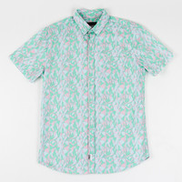 Strata Disjointed Short Sleeve Shirt Multi Color