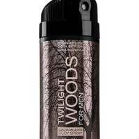 Deodorizing Body Spray TWILIGHT WOODS FOR MEN