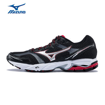 MIZUNO Men WAVE MAVERICK 2 Mesh Breathable Light Weight Cushioning Jogging Running Shoes Sneakers Sport Shoes J1GR159703 XYP299