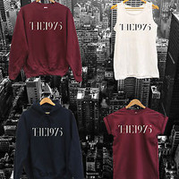 THE 1975 MUSIC INDIE ROCK VEST T-SHIRT SWEAT TOP or HOODIE - album tickets