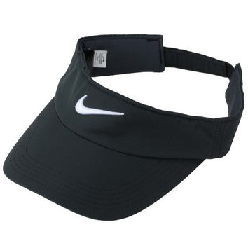 Nike Golf Tech Visor (Black/White)