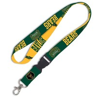 Baylor Bears WinCraft Lanyard with Detachable Buckle