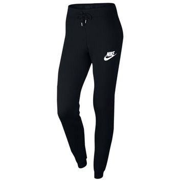 Nike NSW Rally Tight Pants - Women's at Foot Locker